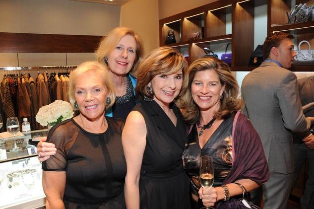 Elizabeth Anthony Generations of Glamour Donna Wilson, Martha Adger, Helen Perry, Jana Giammalva
