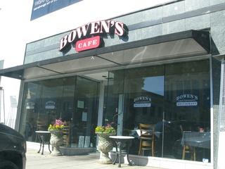 Bowen's Cafe Expresso