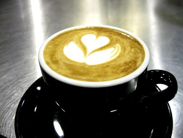 david buehrer latte art