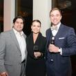 News, Shelby, Young Professionals Backstage, Nov. 2014, David Perez, Laura Pearson, Geoff Marolda