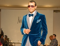 Clifford Pugh: Jewel-tone blazers are hot men's fashion trend for dress-up season