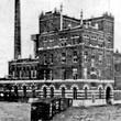 Galveston Brewery black-and-white