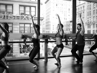 exhale mind body spa barre class