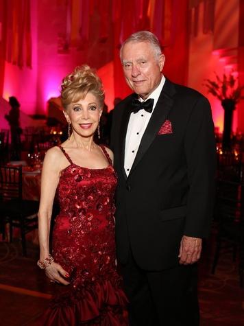 347 Houston SPA gala April 2013 Margaret Alkek Williams and Jim Daniel