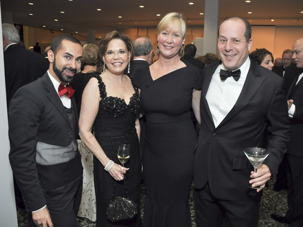 030, MFAH grand gala, October 2012, Fady Armanious, Hallie Vanderhider, Sara Dodd-Spickelmier, Marc Porter