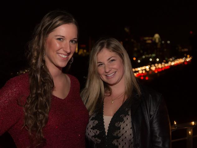 Rock Your Red Austin 2015 Heather Williams & Brianna Fleet