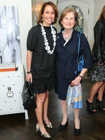 Catherine Rose, Norine Haynes, Art Ball Tea
