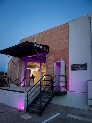Conduit Gallery 30th Anniversary VIP reception