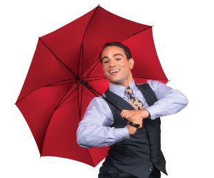 ZACH Theatre presents <i>Singin' in the Rain</i>