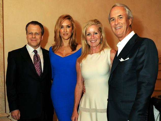 Maxwell L. Anderson, Jacqueline Anderson, Jennifer and John Eagle