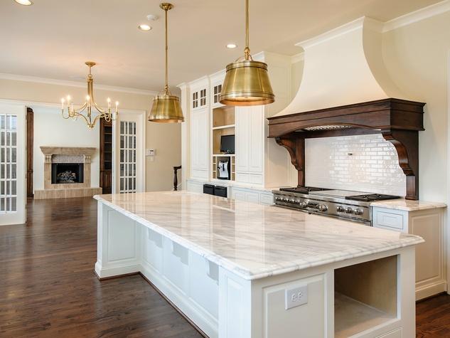 Kitchen at 9346 Sunnybrook in Dallas