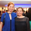 Alley Theatre Young Professionals event July 2013 Sara Kelly, Charlotte Cameron