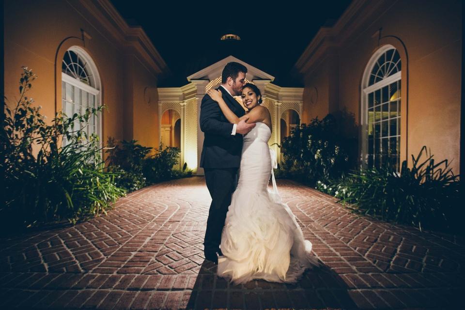 wedding Guerra Stump January 2015