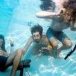 Nirvana_Nevermind_pool 2_Kurt Cobain_Dave Grohl_Krist Novoselic_1991
