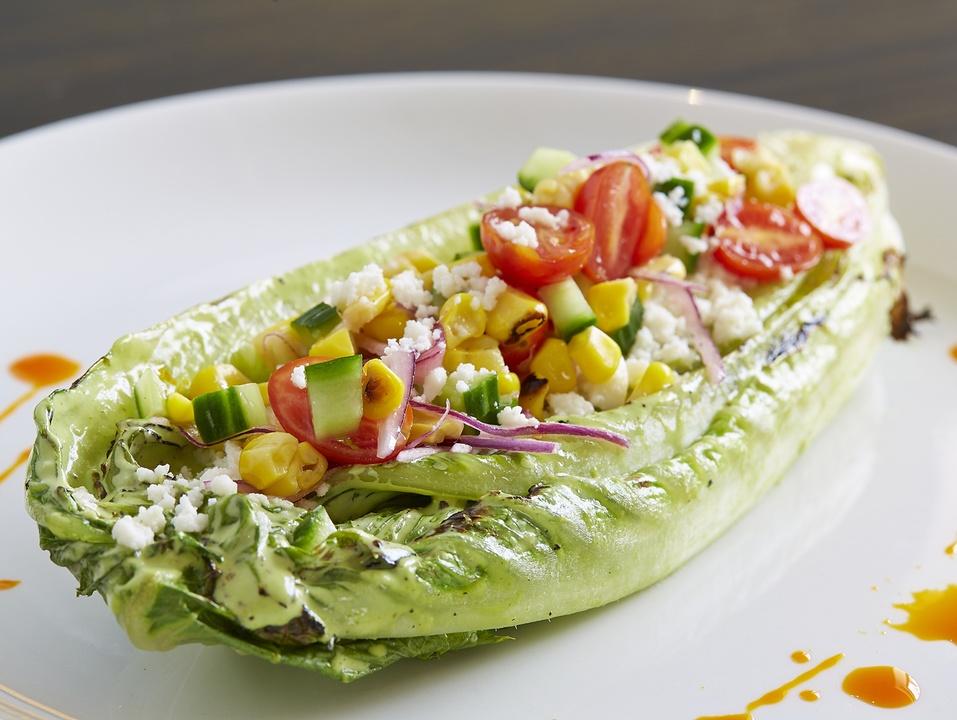 Best Restaurant Chef Salad
