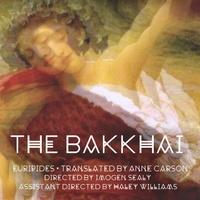 Foot in the Door Theatre presents The Bakkhai