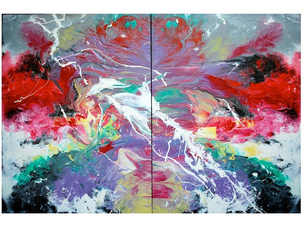 Richard Grieco, September 2012, Complexity of Twins