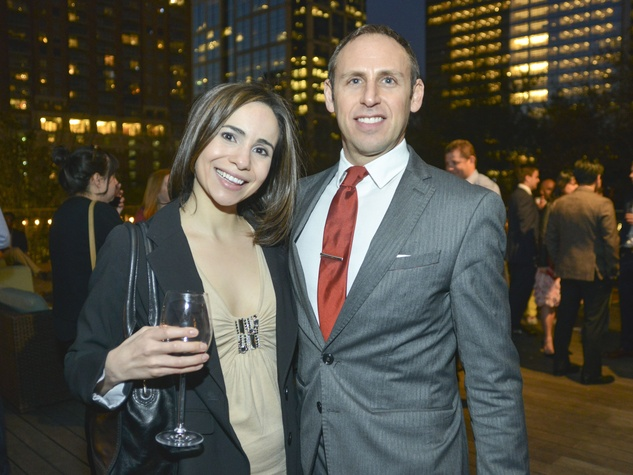 0021, Mixers on the Map, March 2013, Allison Martir, Seth Jaffe