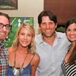 Heroes Rise Fundraiser 2014 in Austin Justin Schmidt, Weston Lipscomb, Josh & Bryn Williams