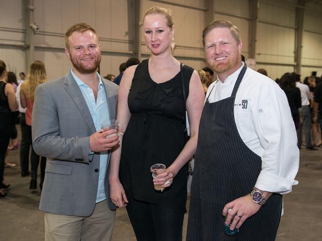 Houston, Tastemakers, May 2015, Paul Fulcher, Adele Corrigan, Randy Evans