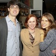 Terri Golas with Classical Theatre's JJ Johnson and Blair Knowles at Sorrell Houston