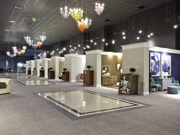 Houston Gallery Furniture Grand Parkway Opening June