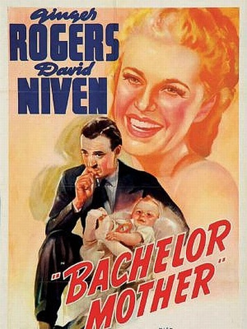 News_Sarah Gish_River Oaks Theatre_Dec. 2009_Bachelor Mother_movie poster
