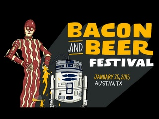 Austin Bacon and Beer Festival 2015