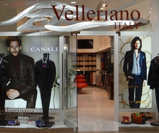 Velleriano, The Galleria, November 2012