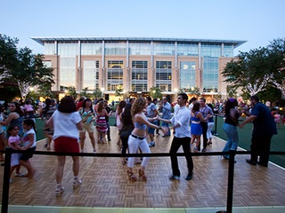 Dancing Under The Stars at CityCentre