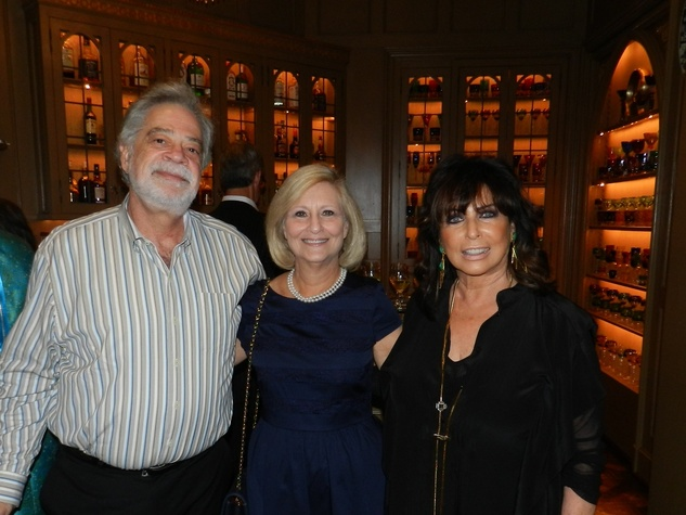 Ken Topolsky, Andrea Statman, Carol Aaron