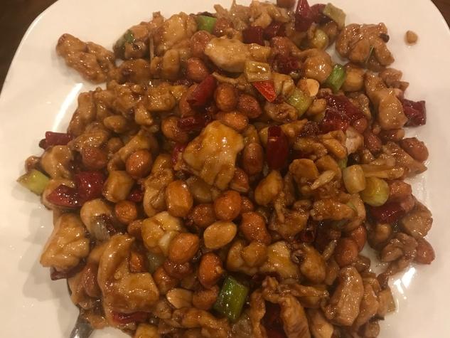 Chengdu Taste - kung pao chicken