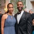 Chelsey Hayes, Kenny Baugh at Rice Honors Gala