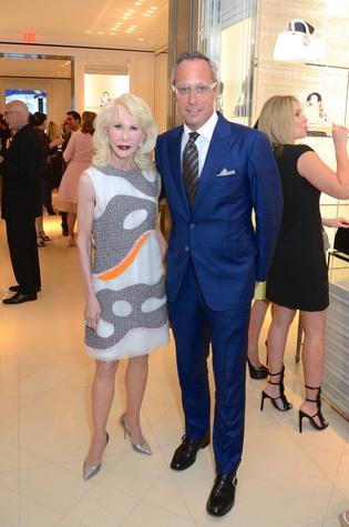 News, Shelby, Dior opening, Diane Lokey Farb, Mark Sullivan
