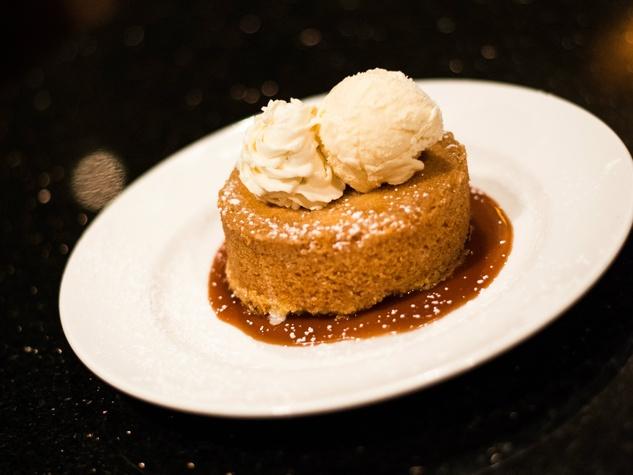 Del Friscos Butter Cake
