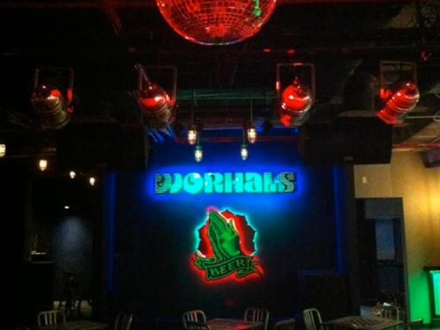 Worhals bar Houston