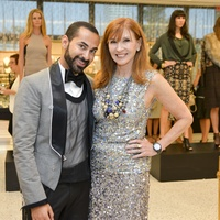 4 Women of Wardrobe event August 2013 Fady Armanious, Nicole Miller