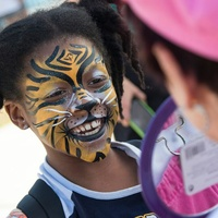 facepainting bridge bash white oaks