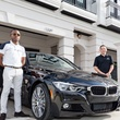 Houston, Carnegie Homes event, July 2017, BMW