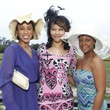 10 Dr. Crystal Wright, from left, Wondy Weston and Dr. Jakeen Johnson at the Health Museum's Polo benefit April 2014