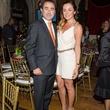 51 Rafael Chavez and Carmina Zamorano at the Be An Angel Gala May 2014