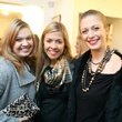 60 Connie Thompson, from left, Laura Beaver and Tatiana Galitzine at the Baanou Grand Opening Party November 2014