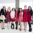 Christy Abbott, Lindsay McCain, Letty Spicer, Kameron Allen, Minna Taylor, Carmen surgent,  Faridy coco, LLS luncheon