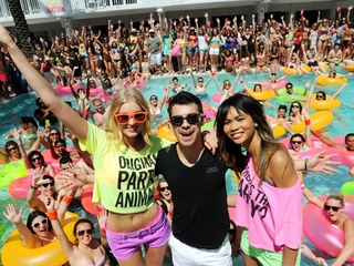 "2013 Houston LGBT Pride Celebration: ""Salvation: A Pride Pool Party"""