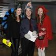 Ann Lindsey Hunt, David Hunt and Brittany Hunt, Bone Bash