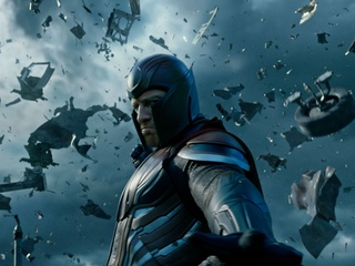 Michael Fassbender in X-Men: Apocalypse