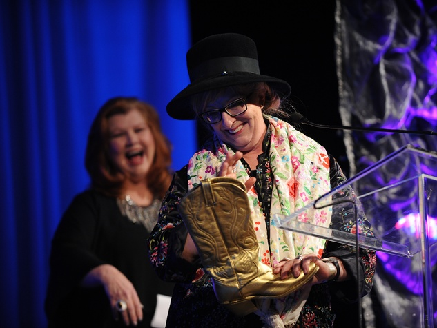 Austin Fashion Awards 2014 Trailblazer Award Winner Eve Nicols