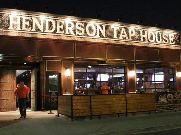 Henderson Tap House in Dallas