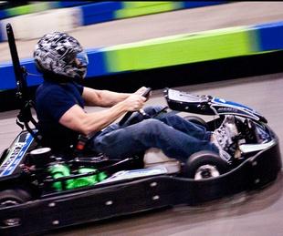 Andretti race kart
