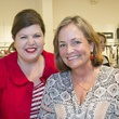 Sandra Pomeroy, Melanie Myers, Can Do Luncheon Kick Off